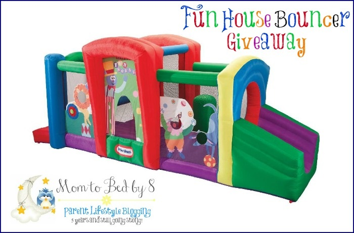 Bloggers Wanted ~ Fun House Bouncer Event..come join us!