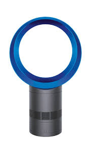 Back to College she goes with her Dyson Cool AM06 Fan
