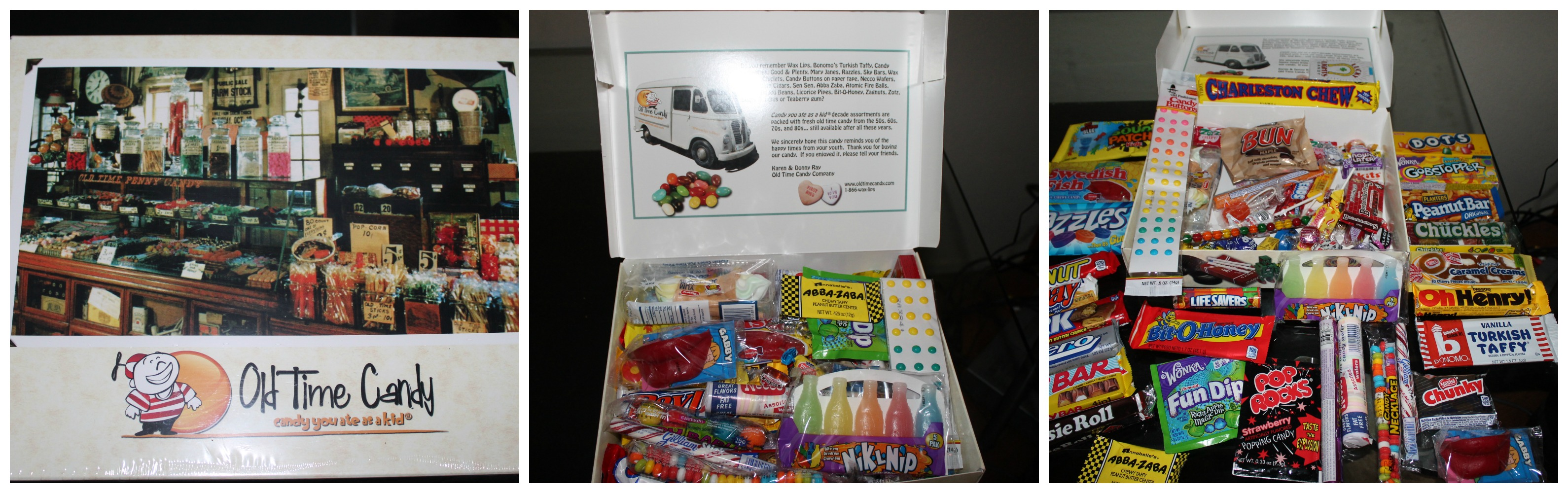 Old Time Candy, candy from the good old days that will make you smile. #Giveaway