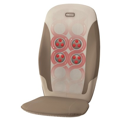 2014 Top Pick Holiday Gifts, presents for everyone!#Dual Shiatsu Massage Cushion