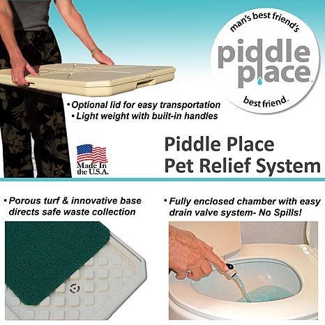 Piddle Place Pet Relief System Review.