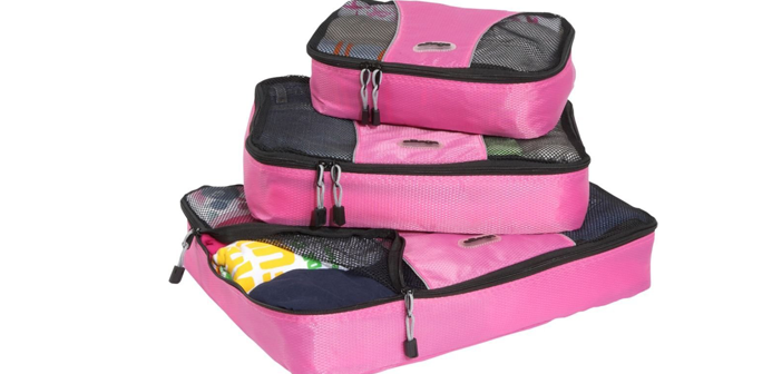 2014 Holiday Gift Guide, presents for everyone.#eBags Small Packing Cubes - 3pc Set