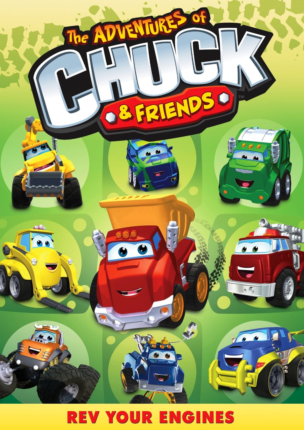 the adventures of chuck friends rev your engines