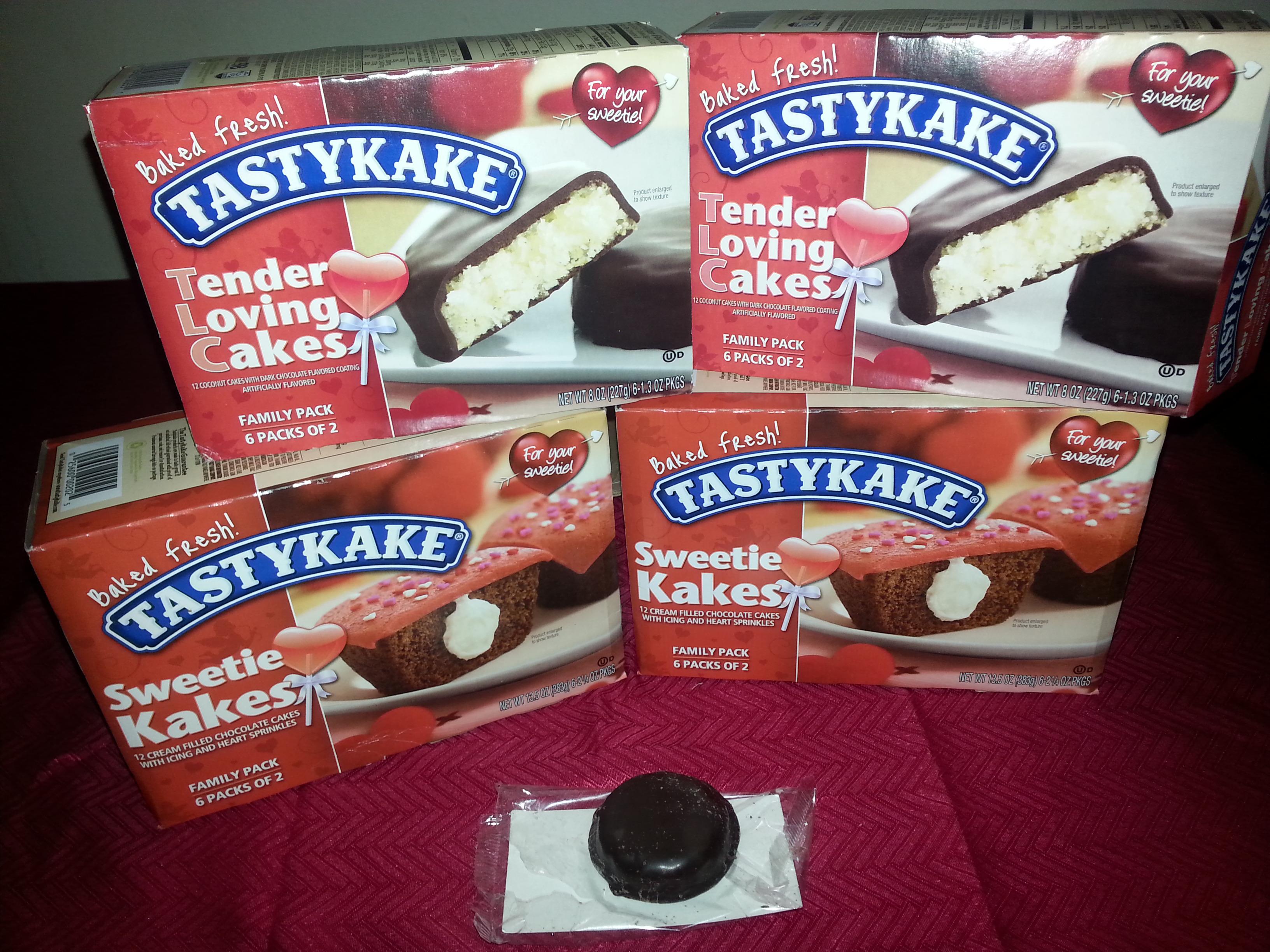 Tastykake Sweet Treats For Everyone