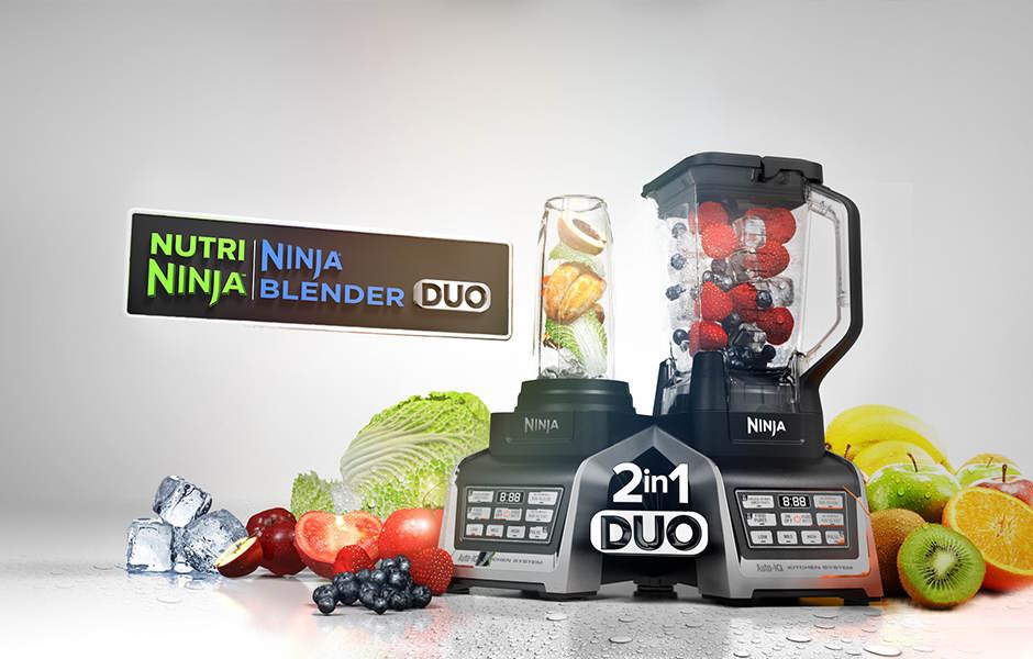 Happy Mother's Day From Nurti Ninja   Ninja Blender DUO with Auto-iQ