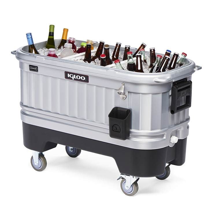 Let the party begin with this cool Igloo Party Bar Cooler!!