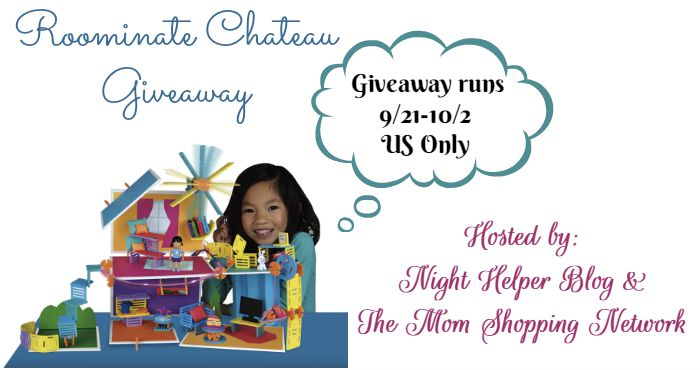 roominate chateau giveaway