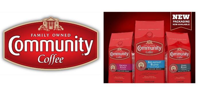 community coffee feature