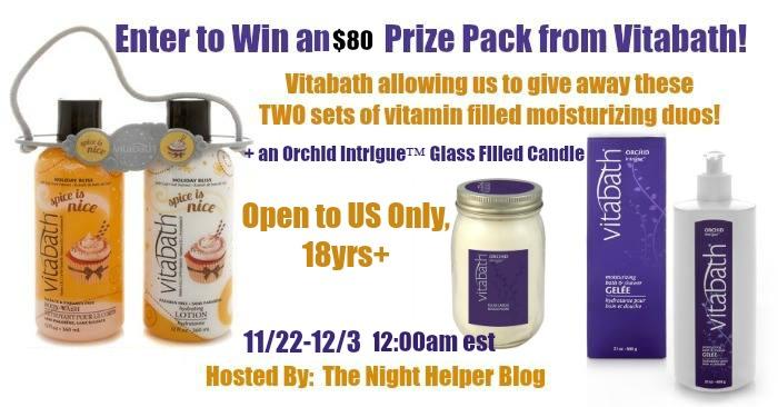 vitabath giveaway2