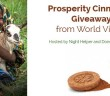 The Gift of Prosperity (and Cinnamon) Giveaway
