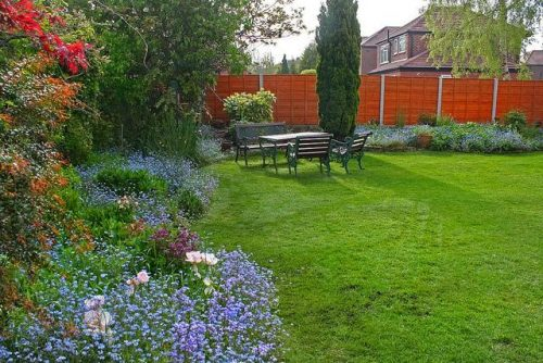 Lawn Maintenance in Mountain Home