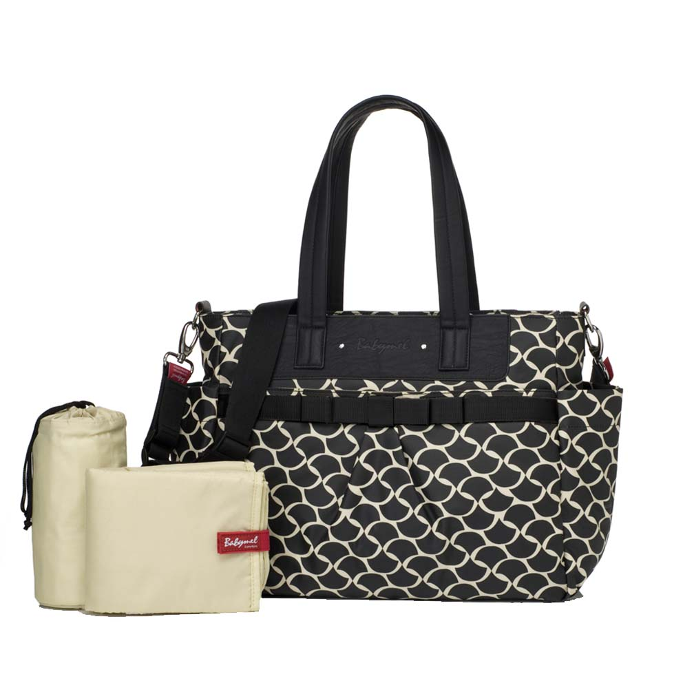 Happy Valentine's Day from Babymel, the stylish diaper bag for all mom's!