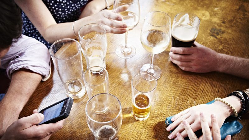 Ways to deal with alcohol addiction.
