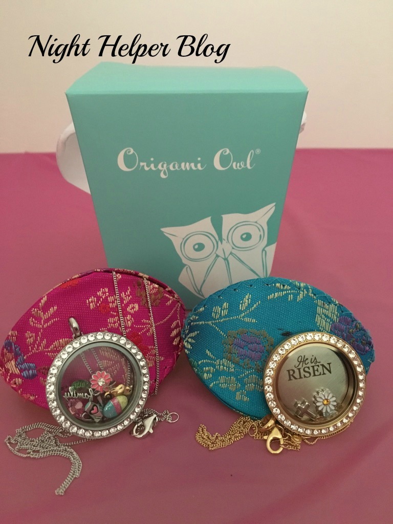 Easter Gifts from Customizable Jewelry Company Origami Owl. #Adorable