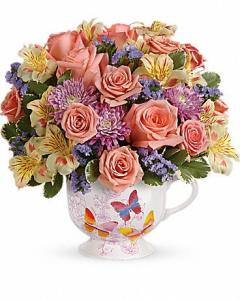 Teleflora Butterfly Bouquet