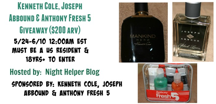 kenneth cole joseph abbound anthony fresh