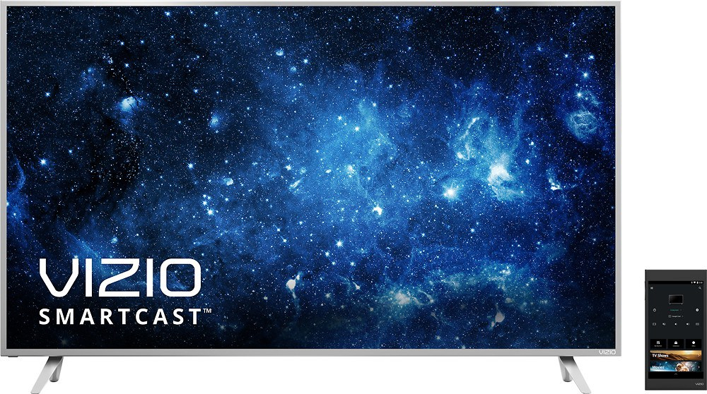 VIZIO SmartCast P-Series Ultra HD High Dynamic Range Home Theater Messaging Display.@BestBuy @VIZIO #VIZIOatBestBuy