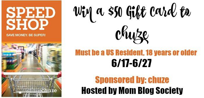 chuze giveaway