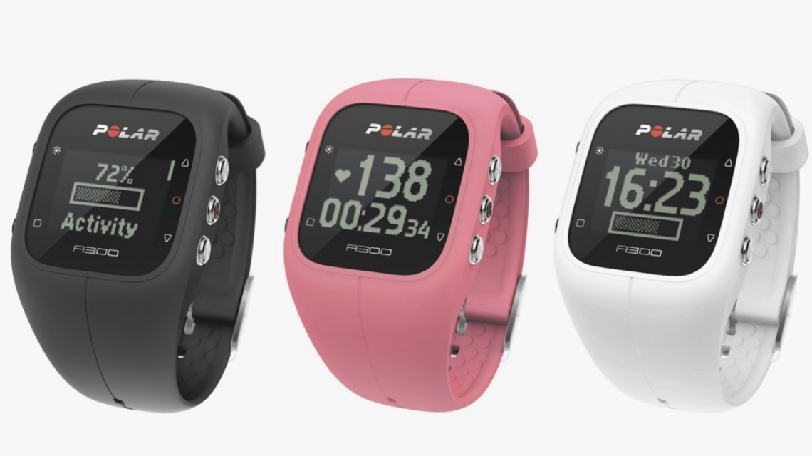 Polar A300 Fitness Watch, great gift for Dad or that Graduation guy or girl!