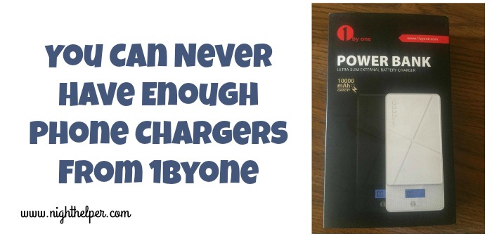 1byone power bank
