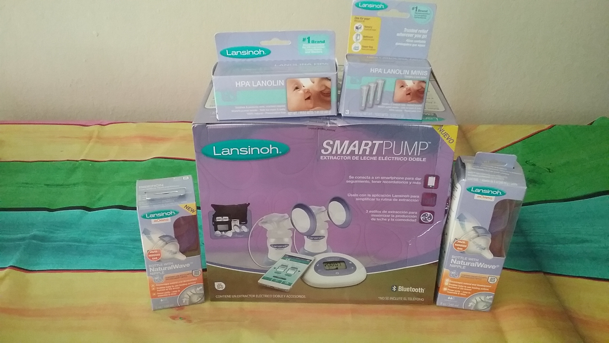 August is Breastfeeding Month and we are sharing products from Lanisinoh. #Breastfeedingmonth @LansinohUSA