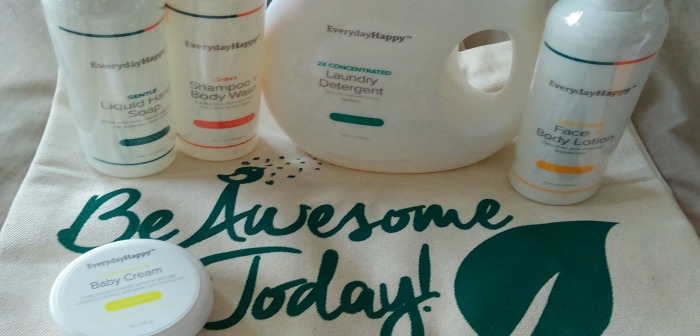 EverydayHappy Natural Products Review