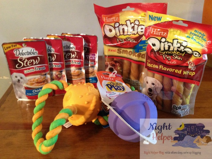 Hartz for the Holidays - Perfect Puppy Treats and Toys