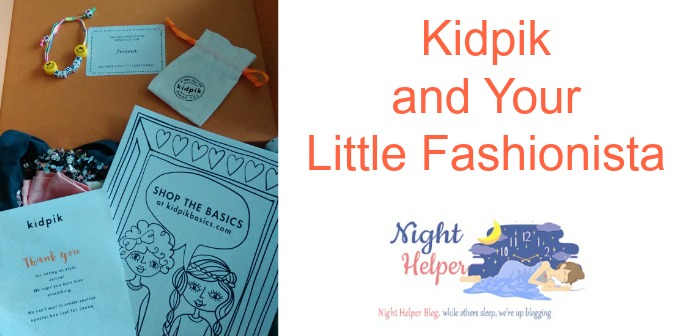 Kidpik and Your Little Fashionista: A Perfect Fit?