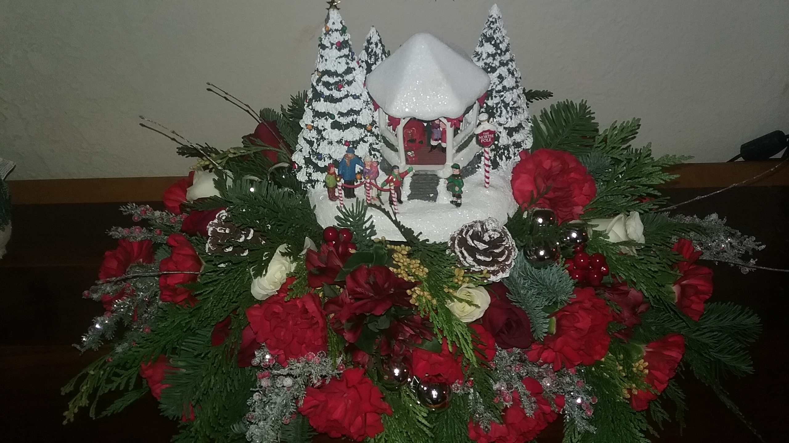 Teleflora Christmas Containers 2020 Can't Be There This Holiday Season? Deliver Yourself with