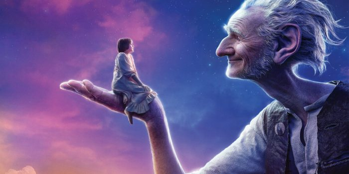 BFG is out on Blu-Ray/DVD, just in time for the Holidays!! #BigFriendlyGiant