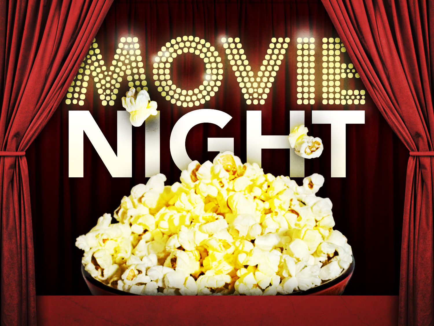 Movie Night with Disney Movies QUEEN Of KATWE & PINOCCHIO, grab a seat!