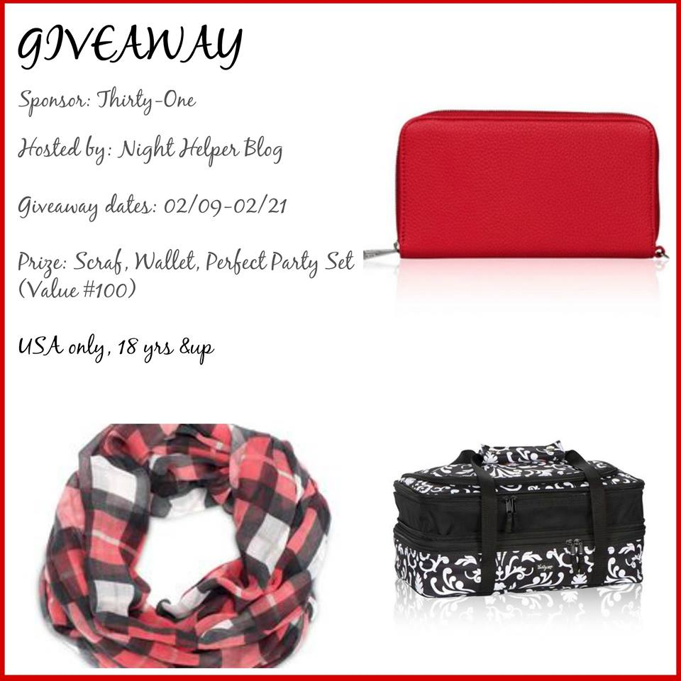 Thirty one perfect party set