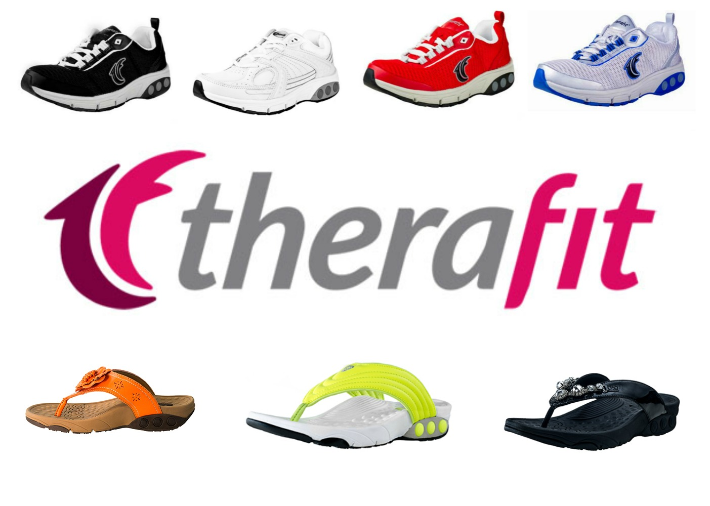 Therafit Summer Women's Fabric Slingback Sport Sandal, comfortable and stylish!