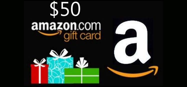 amazon gift card 50 euro