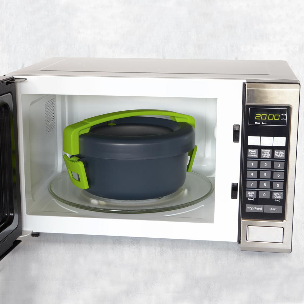 2017 Mother's Day Gift Guide Featuring The Duromatic® Micro Microwave Pressure Cooker.