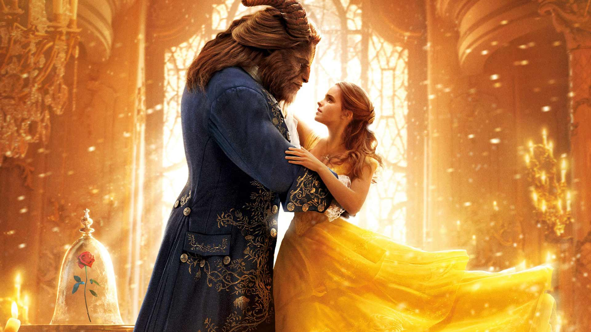 It's Here, It's Here, Beauty And The Beast on DVD Today June 6,2017!