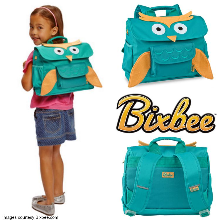 Summer with an Attitude Featuring BixBee Backpacks, Duffels and Lunchboxes.