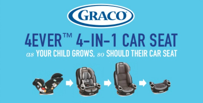 Night Helper Baby \u0026 Toddler Guide. Today\u0027s Feature Is The Graco 4Ever Extend2Fit 4-in-1 Car Seat -