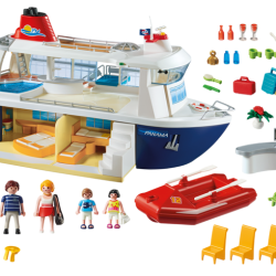Come Cruise With Me On The Playmobil Cruise Ship! @PlaymobilUSA #familyfun #toys