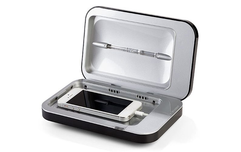 Back To School Guide Featuring The PhoneSoap 2.0, sanitize and kills germs in minutes! @PhoneSoap