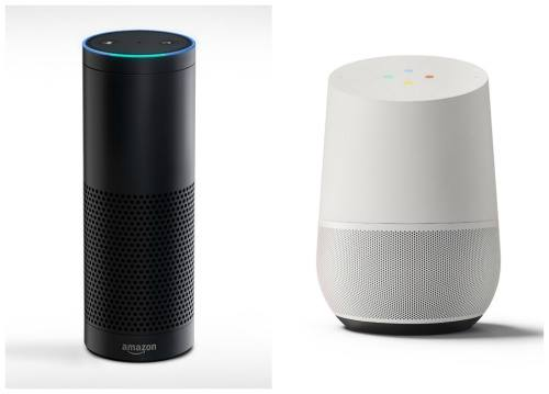 Amazon's Echo vs Google's Home: Here's How They Stack Up