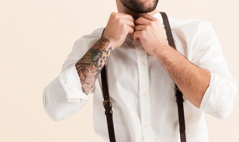 Give Your Man A Pair Of JJ Suspenders This Holiday! @jjsuspenders