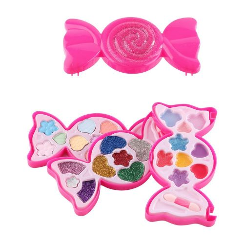 Let S Talk About The First One Which Is Sweet Glitz Kids Pretend Play Makeup Vanity Station W Mirror Designer Palette For