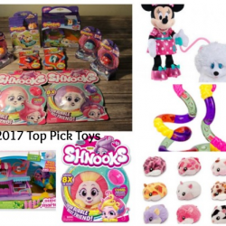 2017 Top Holiday Toys Your Kids Will Love. #holidaygiftideas #part3@ZURUToys @JustPlay