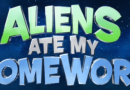 It's here, it's here, out on DVD, Digital, and On Demand TODAY…….Aliens Ate My Homework! @AliensAteMyHW