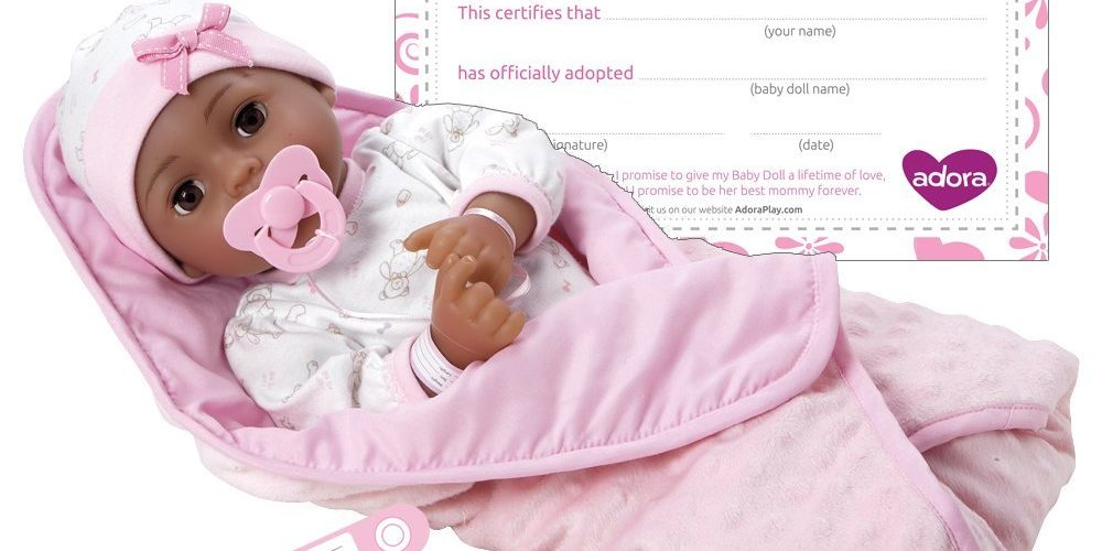 2018 Baby Gift Guide, here's Adora Adoption Baby Joy! @AdoraPlay
