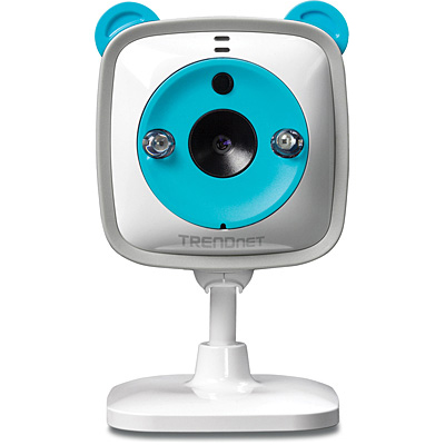 2018 Baby Gift Guide, keep your eyes on your baby with @TRENDnet Baby Cam