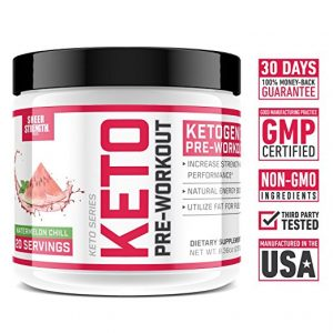 Pre-Workout Supplements on the Keto