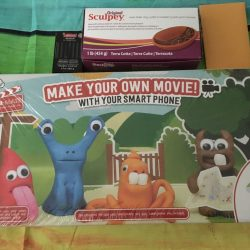 Early Man Claymation Kit Giveaway  @EarlyManUS