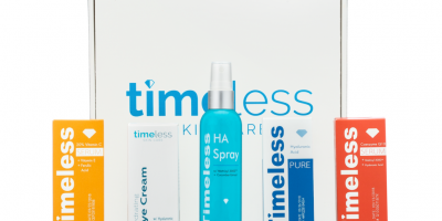 The Timeless Beauty Box The Perfect Combination Of Skin Care